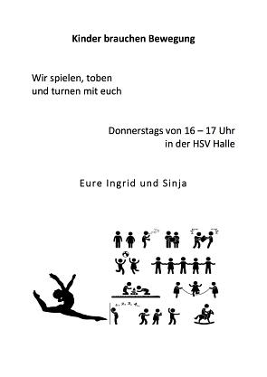 Kinder brauchen Bewegung©Holtorfer Sportvereinigung