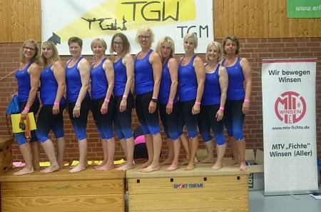 Landesmeisterschaften TGM
