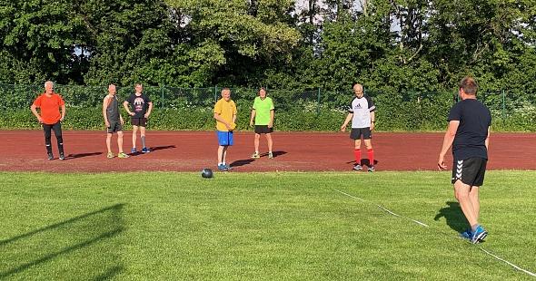 Männer-Fitness©Holtorfer Sportvereinigung
