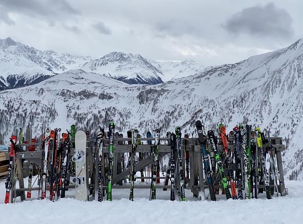 Skier©Holtorfer Sportvereinigung