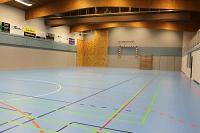 Sporthallensanierung